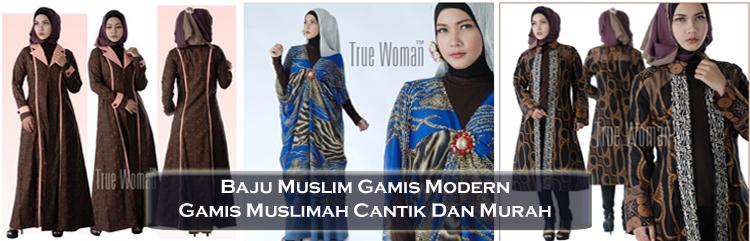 Baju Muslim Modern Surabaya Gamis Muslimah Murah Online H